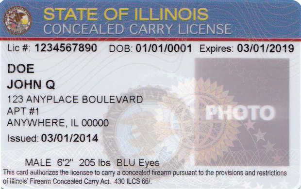 picture about Illinois Foid Card Application Printable called Chicago Guns Make a difference - Turning out to be a Gun Proprietor inside of Illinois